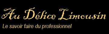 Au delice Limousin Logo
